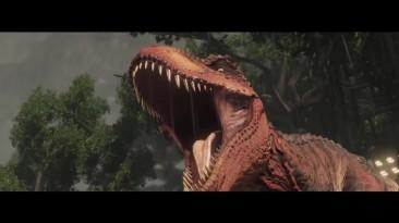 """Primal Carnage: Extinction """"Мультиплеерный экшен с динозаврами уже в ноябре"""""""