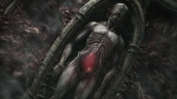 Биомеханический мир на новых скриншотах хоррора Scorn для Xbox Series X