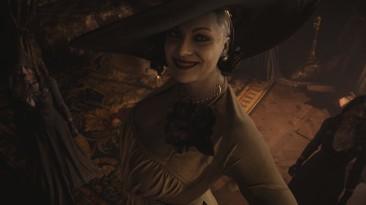 Леди Димитреску в жизни, кто она? Модель, подарившая внешность злодейке из Resident Evil Village