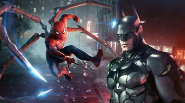 """""""Больше Бэтмена"""" - геймеры просят добавить в Marvel's Spider-Man 2 больше элементов из Batman: Arkham Knight"""