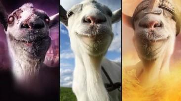 Goat Simulator можно будет приобрести и на диске