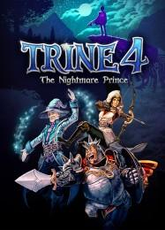 Обложка игры Trine 4: The Nightmare Prince