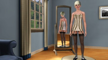 "The Sims 3 ""Платье Тейлор Монсен"""