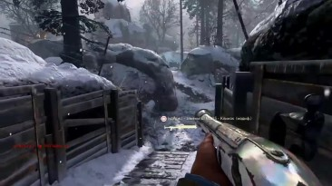Топ дробовиков в Call of Duty: WWII