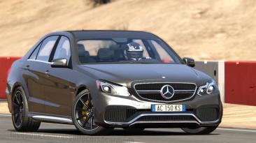 """Assetto Corsa """"2014 Mercedes-Benz E63 AMG 4MATIC for Assetto Corsa"""""""
