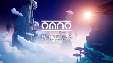 Приключенческая головоломка Omno получила дебютный трейлер
