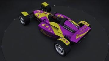"Trackmania Nations  ""Nova - скин для автомобиля"""