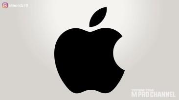 Эволюция логотипа Apple 1977 - 2018