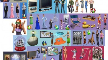 "The Sims 2 ""Pre-Order Content"""