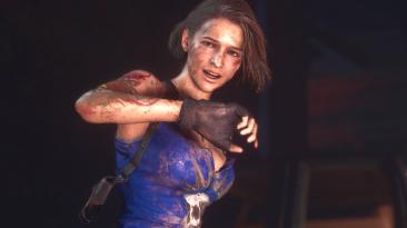 """Resident Evil 3 """"Джилл с большой грудью"""""""