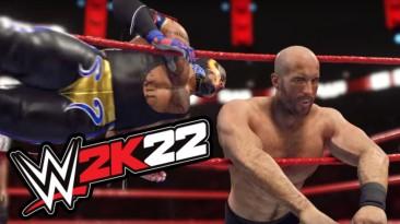 Фанаты WWE 2K22 проголосовали за звезду на обложке игры