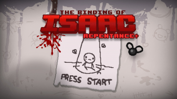 """The Binding of Isaac """"Мод - Repentance Plus"""""""