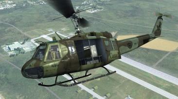 """DCS World """"UH-1H Huey: ВВС Канады"""""""