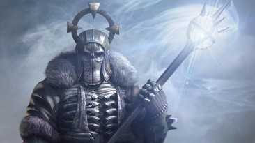 "Witcher 3 ""Посох Карантира"""