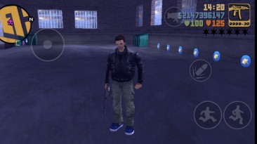 Grand Theft Auto 3 (GTA III): Сохранение/SaveGame (Пошаговое прохождение, выполнены побочные миссии перед началом основных, бонусы, ун. и редкий транспорт) [Android]