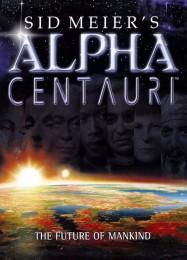 Обложка игры Sid Meier's Alpha Centauri