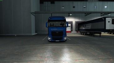 """Euro Truck Simulator 2 """"Динамическая подвеска v6.3.5 fix (1.41.x)"""""""