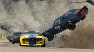 В Steam началась распродажа гонок THQ Nordic - скидки на Wreckfest, Carmageddon и Monster Jam