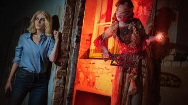 Косплей на Лори Строуд и медсестру из Dead By Daylight