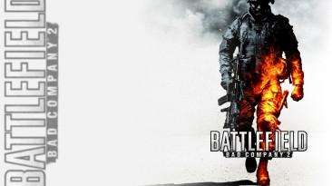 "Battlefield: Bad Company 2 ""Обои из игры """