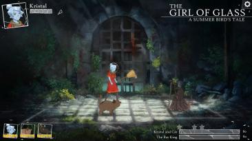 Стала известна дата выхода адвенчуры The Girl of Glass