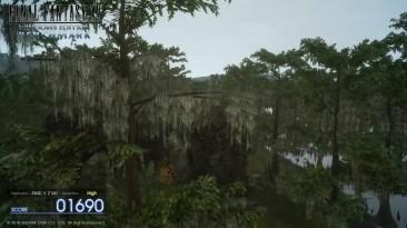 ТЕСТ Final Fantasy XV Windows Edition Benchmark (4K High Preset) (i7 7700k GTX 1080Ti) - Тест производительности