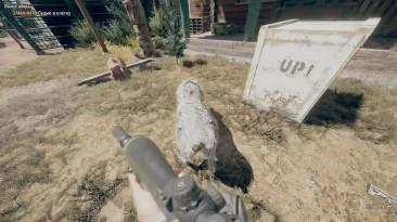 Far cry 5 - багованый волк