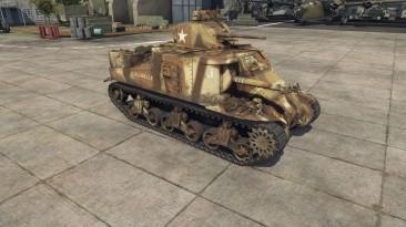 """War Thunder """"M3 Lee Lulubelle"""""""