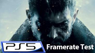 Демоверсия Resident Evil: Village работает в исходном разрешении 4K и 60 к/с на PS5 с функцией трассировки лучей