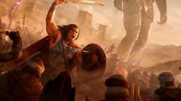 Дебютное видео из стратегии Conan Unconquered