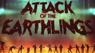 Тактическая стелс-игра Attack of the Earthlings выйдет в марте для PS4 и XOne