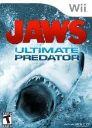 Обложка игры Jaws: Ultimate Predator