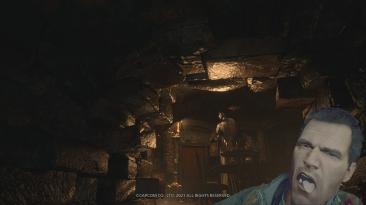 "Resident Evil: Village ""Эмоции Фрэнка Уэста в фоторежиме"""