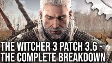 Digital Foundry проанализировали The Witcher 3 на Switch после патча 3.6