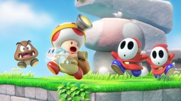 Nintendo опубликовала релизный ролик Captain Toad: Treasure Tracker