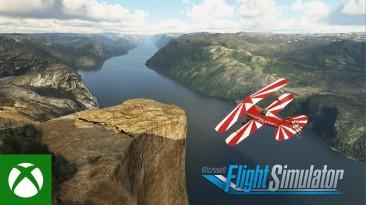 Состоялся релиз дополнения Nordics World для Microsoft Flight Simulator