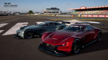 Вышло обновление версии 1.59 для Gran Turismo Sport