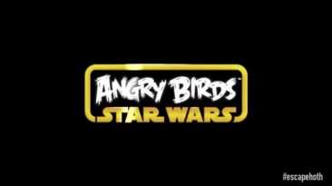 """Angry Birds Star Wars """"Escape from Hoth Gameplay Trailer"""""""