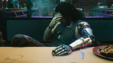 Cyberpunk 2077 на PS4 завершило на удивление много игроков