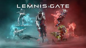 Видео игрового процесса шутера Lemnis Gate