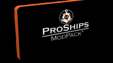 "World of Warships ""[0.5.13.1] ModPack ProShips - Mini"""