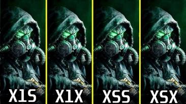 Сравнение Chernobylite на консолях Microsoft - версия игры для нового поколения консолей выглядит потрясающее