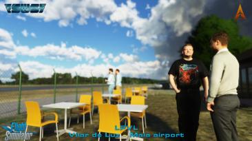 Надстройка для Microsoft Flight Simulator представляет новый аэропорт Майя-Вилар де Луз
