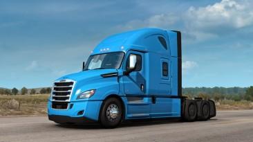 Анонс Freightliner Cascadia