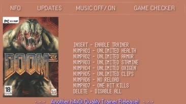 Doom 3: Трейнер (+7) [1.3] {h4x0r}