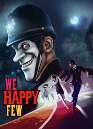 Обложка игры We Happy Few