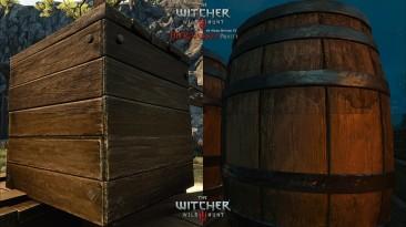Четвёртое сравнительное видео The Witcher 3 HD Reworked Project 12.0 Ultimate