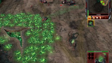 "Command & Conquer 3: Tiberium Wars ""Карта - Chasm Warfare"""