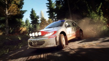 DiRT Rally 2.0 - DLC Peugeot 206 Rally & Volkswagen Golf Kitcar появится 22 октября