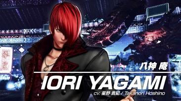 Трейлер и скриншоты The King of Fighters XV, расскрывающие возвращение Иори Ягами